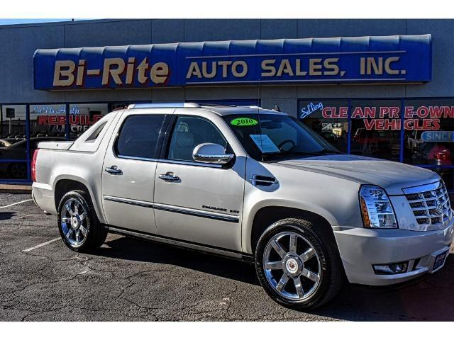 2010 Cadillac Escalade EXT ONE OWNER SUPER CLEAN LOADED