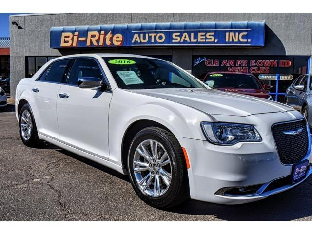 2016 Chrysler 300 ONE OWNER LOADED SMOOTH RIDE