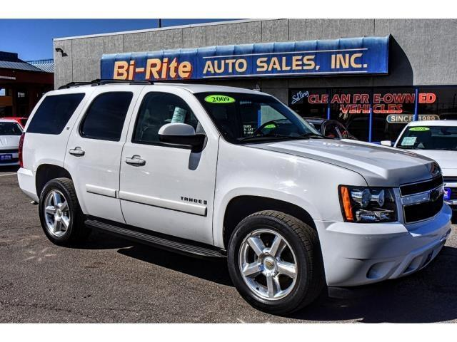 2009 Chevrolet Tahoe LT LEATHER THIRD ROW GREAT FAMILY SUV
