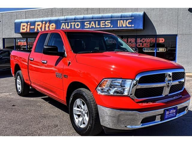 2017 RAM 1500 HEMI V8 GREAT PRICE RED AND SPORTY