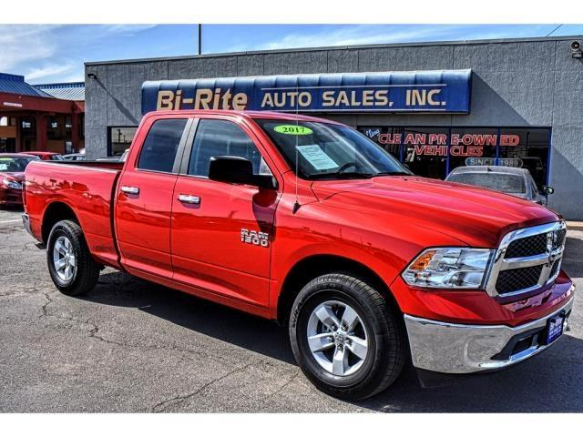 2017 RAM 1500 23950 FOR 2017 MODEL LOW MILES AND FACTORY WARRANT