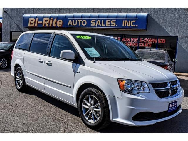 2014 Dodge Grand Caravan SE ONE OWNER DVD GREAT FOR THE FAMILY