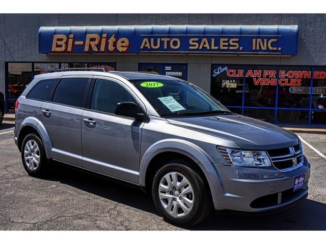 2017 Dodge Journey 3RD ROW AND FACTORY WARRANTY
