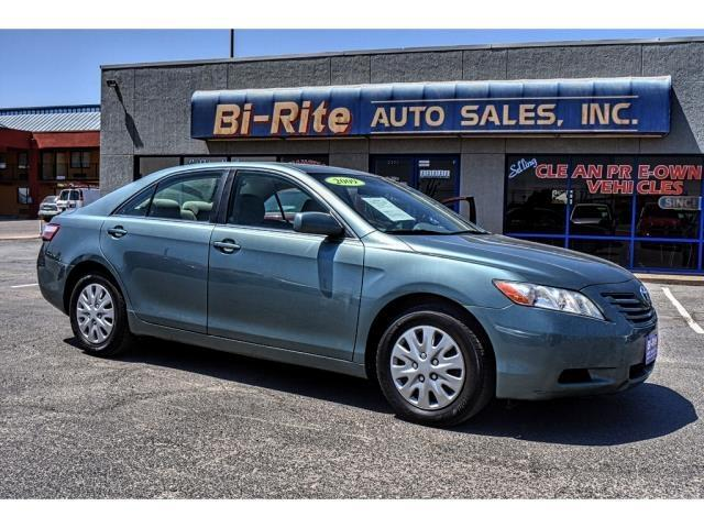 2009 Toyota Camry ONE OWNER CLEAN CAR FAX VERY NICE PREOWNED