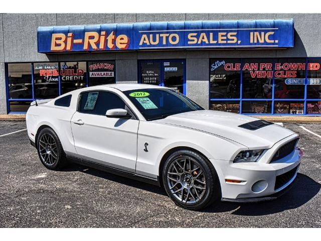 2012 Ford Shelby GT500 SVT LIKE NEW AND UNDER 15K MILES
