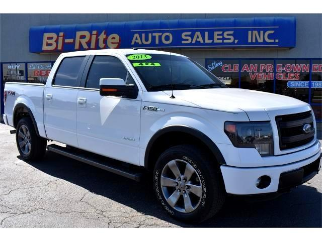2013 Ford F-150 4X4 FX4 SUPER CREW ONE OWNER