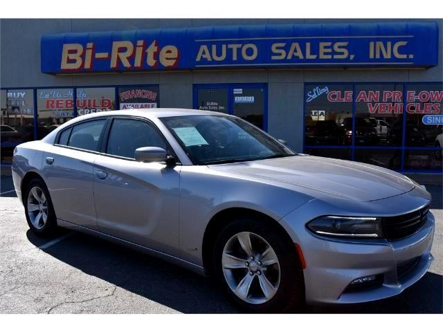 2016 Dodge Charger SPORTY ONE OWNER SXT FULL SIZE SEDAN