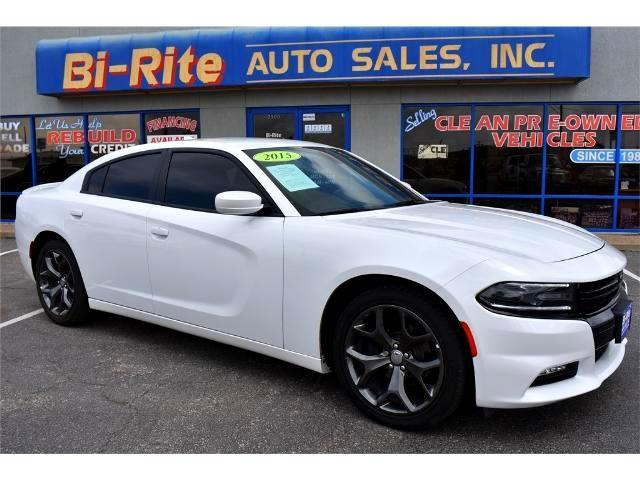 2015 Dodge Charger RALLYE SPECIAL EDITION BEATS AUDIO NAVIGATION