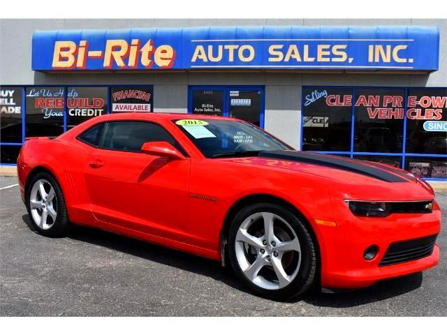 2015 Chevrolet Camaro RALLY SPORT ONE OWNER LOW MILES SUNROOF
