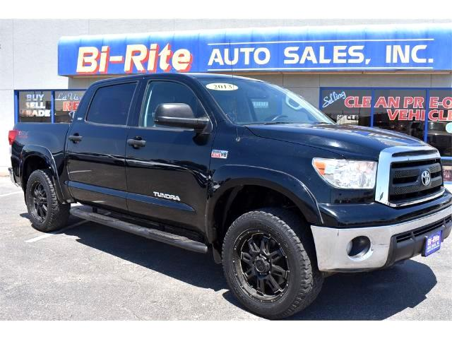 2013 Toyota Tundra TSS OFF ROAD CREW MAX LEATHER NAVIGATION