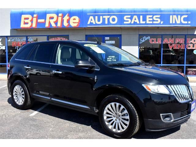 2015 Lincoln MKX LIKE NEW ONE OWNER LOW MILES LUXARY SUV