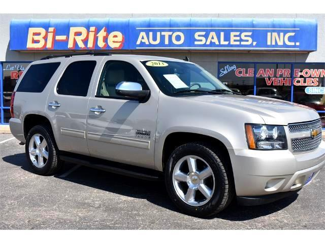 2013 Chevrolet Tahoe TEXAS EDITION THIRD ROW GREAT FOR THE FAMILY