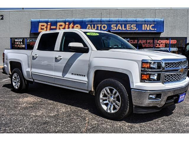 2015 Chevrolet Silverado 1500 ONE OWNER LOW MILES SUPER CREW