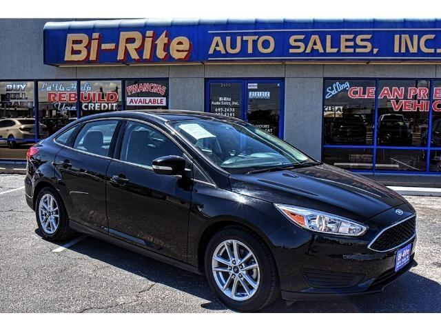 2016 Ford Focus SPORTY ONE OWNER FACTORY WARRANTY