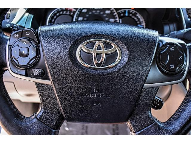 2014 Toyota Camry LOADED V-6 LEATHER SUNROOF AND NAVIGATION