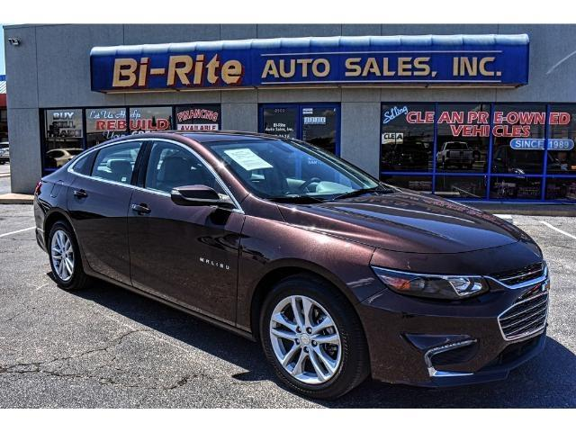 2016 Chevrolet Malibu ONE OWNER LOW MILES FACTORY WARRANTY LIKE NEW