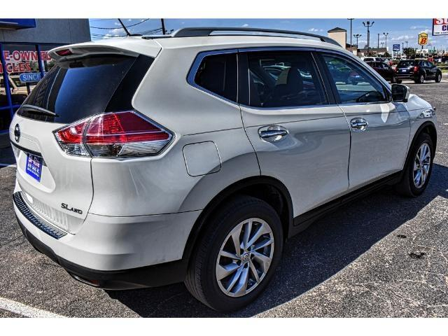 2015 Nissan Rogue AWD LOADED LEATHER SUNROOF