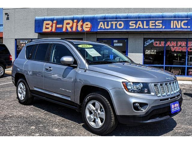 2017 Jeep Compass ONE OWNER FACTORY WARRANTY LOW MILES