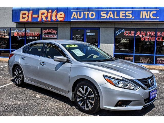 2016 Nissan Altima ONE OWNER FACTORY WARRANTY NICE WHEELS