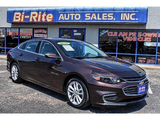 2016 Chevrolet Malibu ONE OWNER FACTORY WARRANTY LIKE NEW