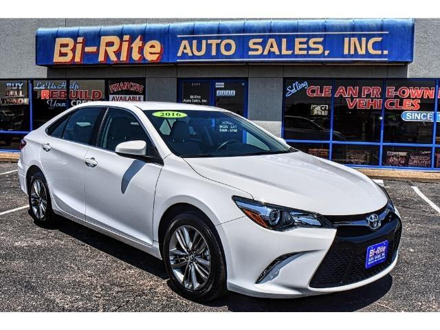 2016 Toyota Camry SPORTY GREAT FOR BACK TO SCHOOL
