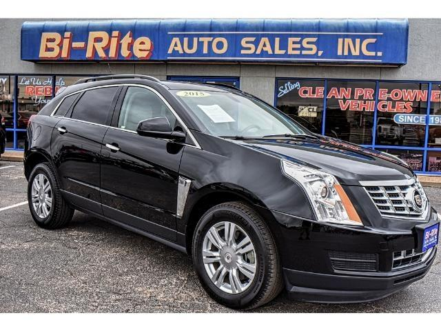 2015 Cadillac SRX ONE OWNER FACTORY WARRANTY LIKE NEW