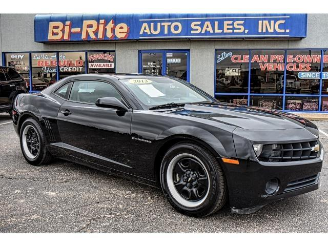 2013 Chevrolet Camaro SPORTY LOW MILES GREAT FOR BACK TO SCHOOL