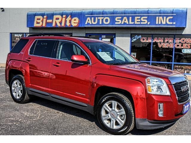 2015 GMC Terrain STYLISH ONE OWNER FACTORY WARRANTY