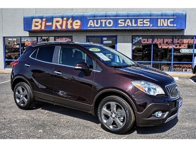 2014 Buick Encore ONE OWNER LOW MILES FACTORY WARRANTY