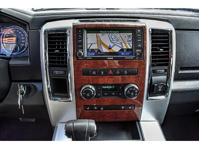2012 RAM 1500 LARAMIE LOADED CREW CAB LEATHER NAVIGATION