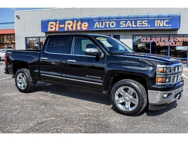 2015 Chevrolet Silverado 1500 Z71 ONE OWNER LOADED LEATHER NAV