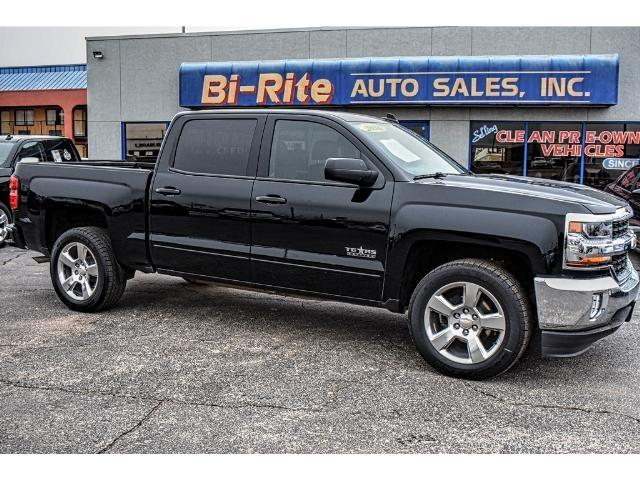 2016 Chevrolet Silverado 1500 ONE OWNER LOW MILES CREW CAB LEATHER NAV