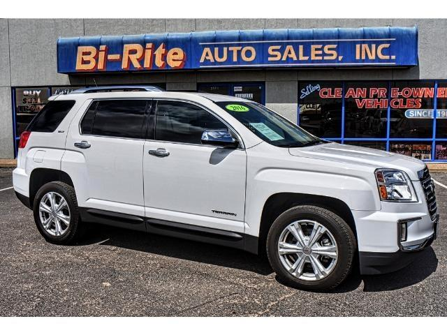 2016 GMC Terrain V-6 LOADED LEATHER SMOOTH RIDE