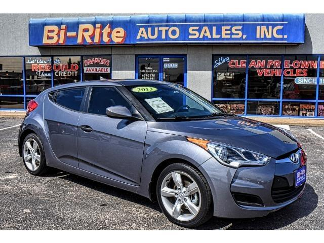 2013 Hyundai Veloster SPORTY ONE OWNER LOW MILES FUN TO DRIVE