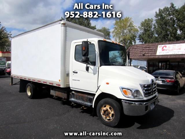 2005 Hino 145 16' Box Truck
