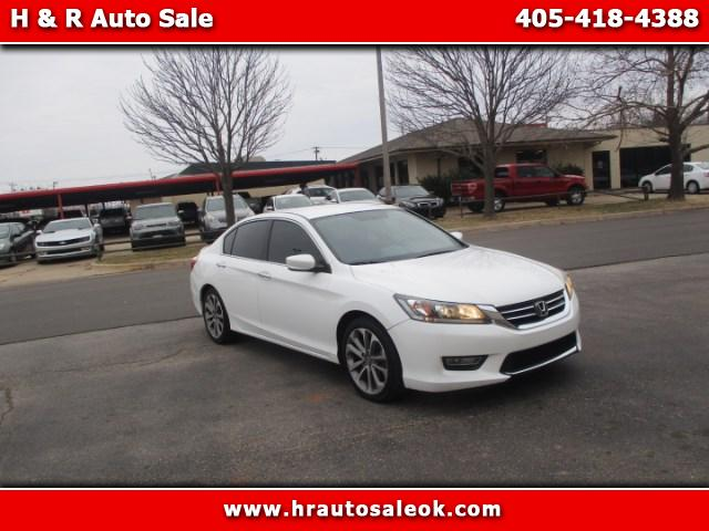 2013 Honda Accord Touring Sedan AT