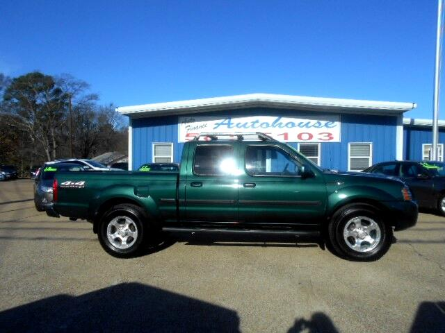 2002 Nissan Frontier SC-V6 Crew Cab Long Bed 4WD