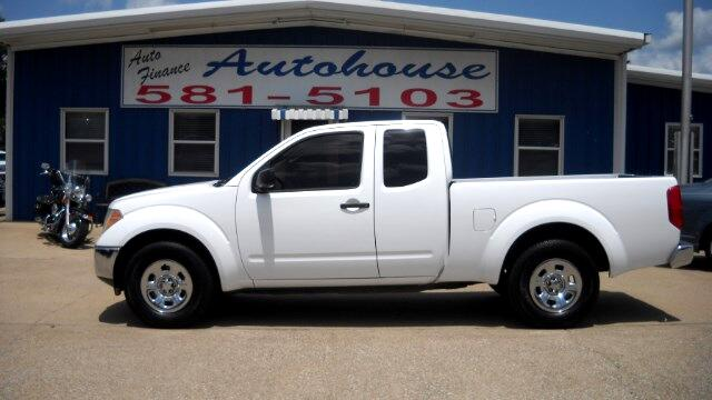 used 2007 nissan frontier for sale in tyler tx 75703 autohouse auto finance llc. Black Bedroom Furniture Sets. Home Design Ideas