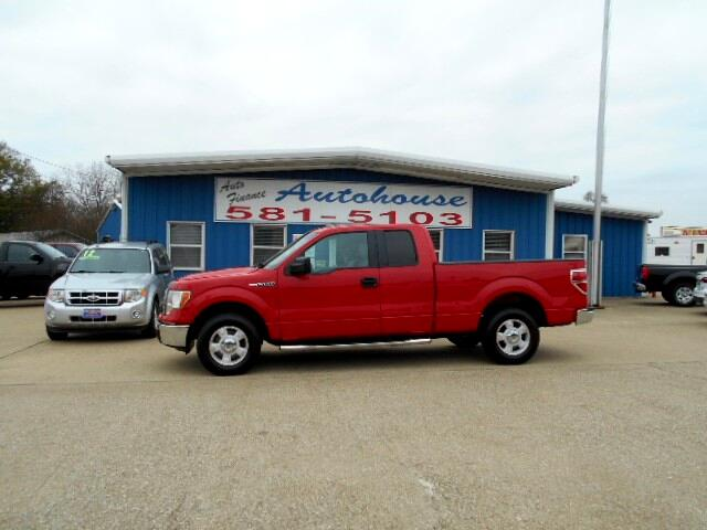 2010 Ford F-150 XL SuperCrew 6.5-ft. Bed 2WD