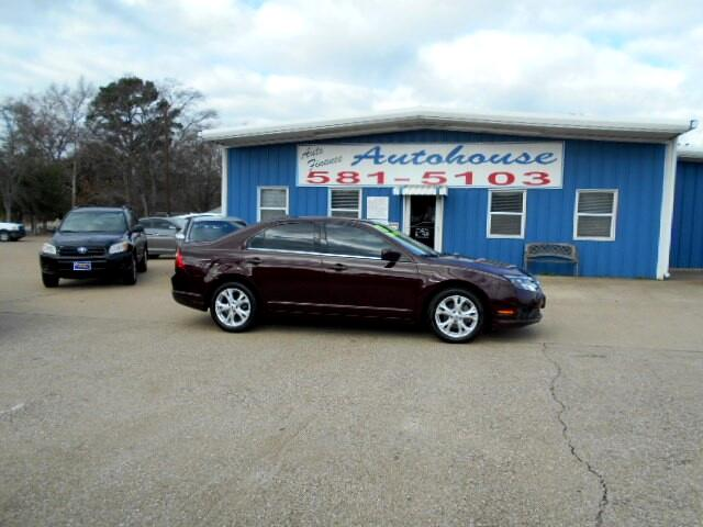 used 2012 ford fusion se for sale in tyler tx 75703 autohouse auto finance llc. Black Bedroom Furniture Sets. Home Design Ideas
