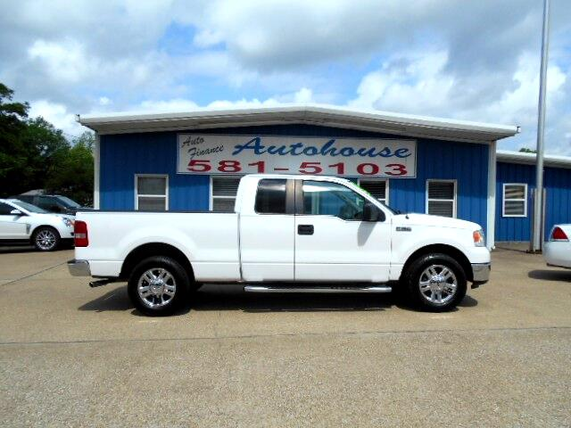 2007 Ford F-150 XLT SuperCab 6.5-ft. 2WD