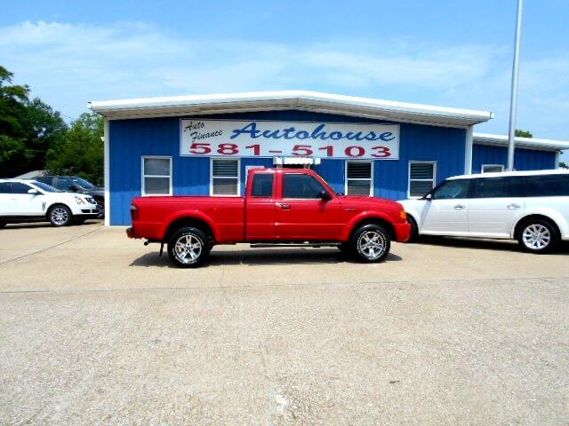 2004 Ford Ranger TREMOR SuperCab 2-Door 2WD