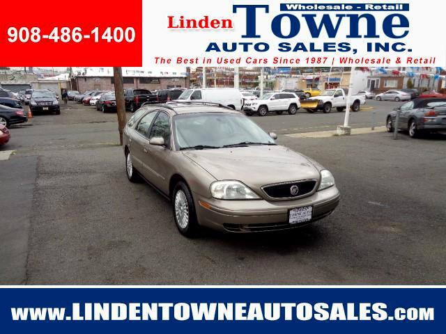 2002 Mercury Sable Wagon GS