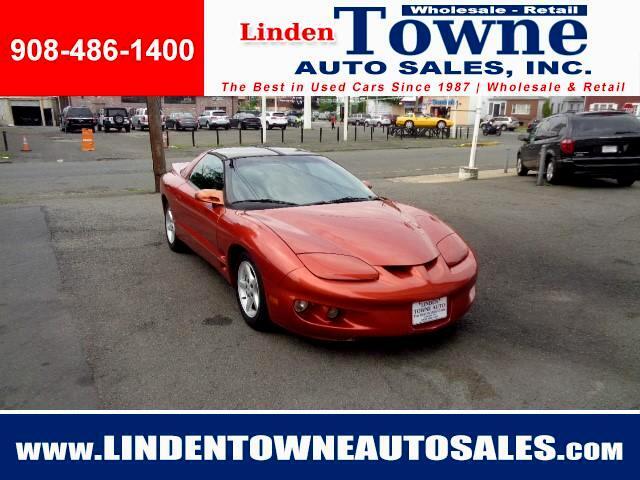 Used 2001 Pontiac Firebird, $3995