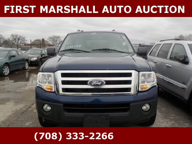 2012 Ford Expedition XL 2WD