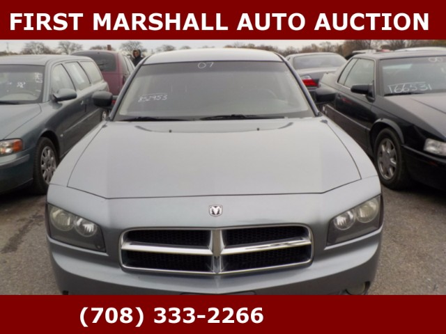 used 2007 dodge charger sxt for sale in harvey il 60426 first marshall auto auction. Black Bedroom Furniture Sets. Home Design Ideas