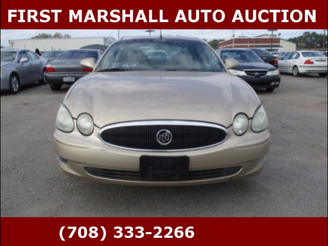used 2005 buick lacrosse cxl for sale in harvey il 60426 first marshall auto auction. Black Bedroom Furniture Sets. Home Design Ideas
