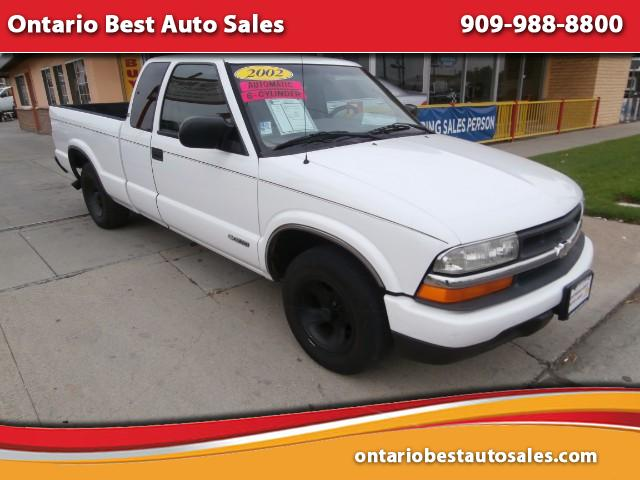2002 Chevrolet S10 Pickup LS Ext. Cab 2WD