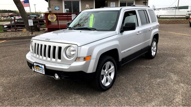 2011 Jeep Patriot 4WD 4dr Latitude