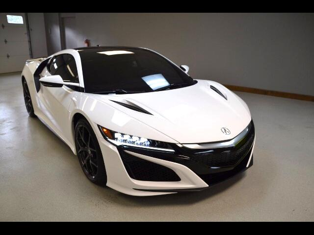 2017 Acura NSX Base